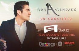 Iván Avendaño in Concert