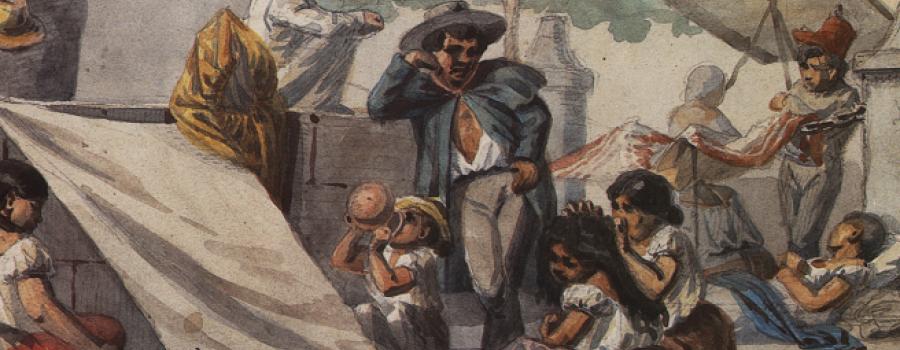 La vida cotidiana en la época de la Reforma