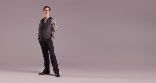 Clase magistral con Jaime Vargas (Royal Winnipeg Ballet)