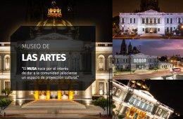 Recorrido virtual: Museo de las Artes de la Universidad d...