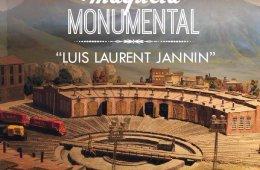 Maqueta monumental, Luis Laurent Jannin