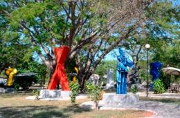 Jardín Escultórico Juan Soriano: Recorrido virtual