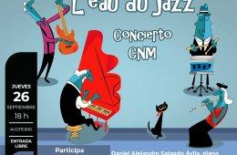 Concierto L'eau du jazz