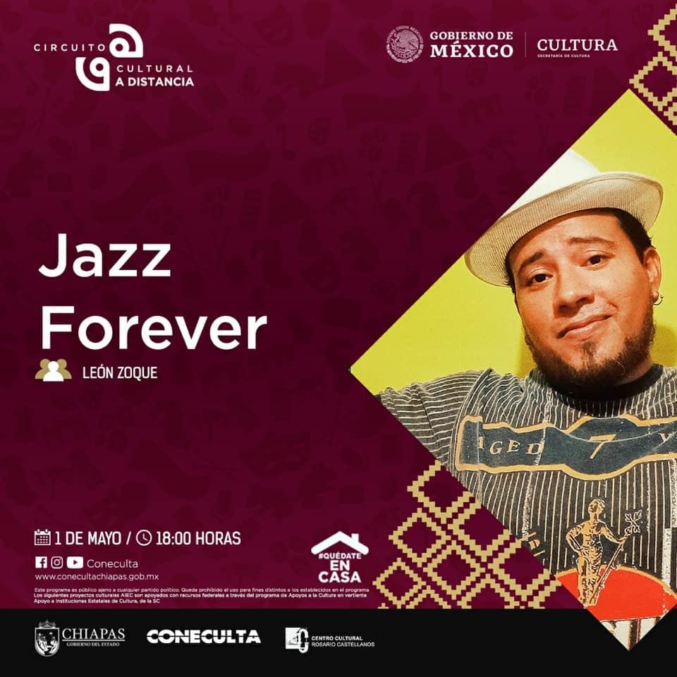 Jazz Forever León Zoque