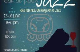 Kike Pat Ake: Un Maya en el Jazz
