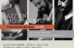 Jazz en movimiento: presentación del disco Amser