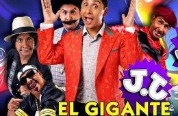 J.J. El gigante de la comedia