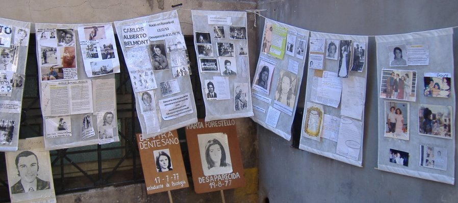 Desapariciones forzadas: incertidumbre continua