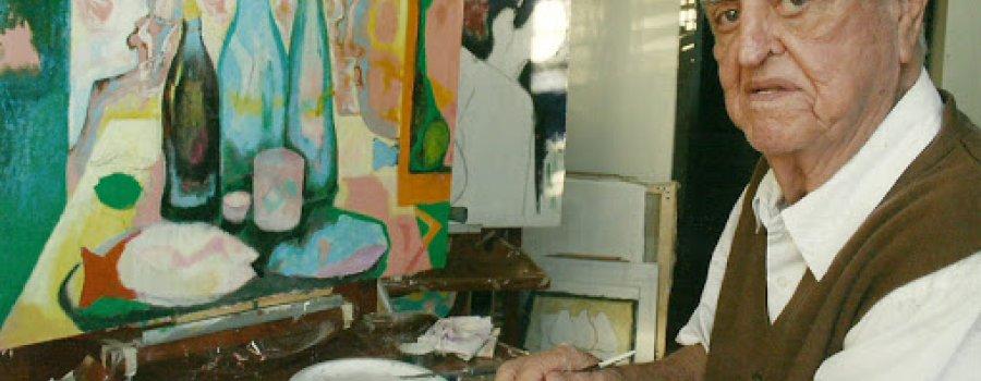 Jorge Chávez Carrillo, pintor colimense