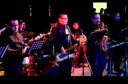Jorge Tlaxcaltecatl Big Band