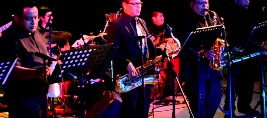 Jorge Tlaxcaltecatl Big Band