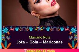 Jota - Cola - Mariconas