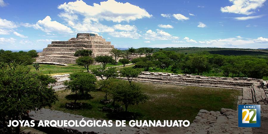Joyas arqueológicas de Guanajuato