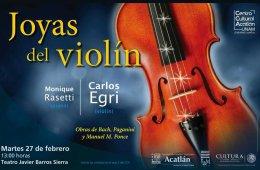 Jewels of Violin