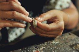Joyería artesanal en plata