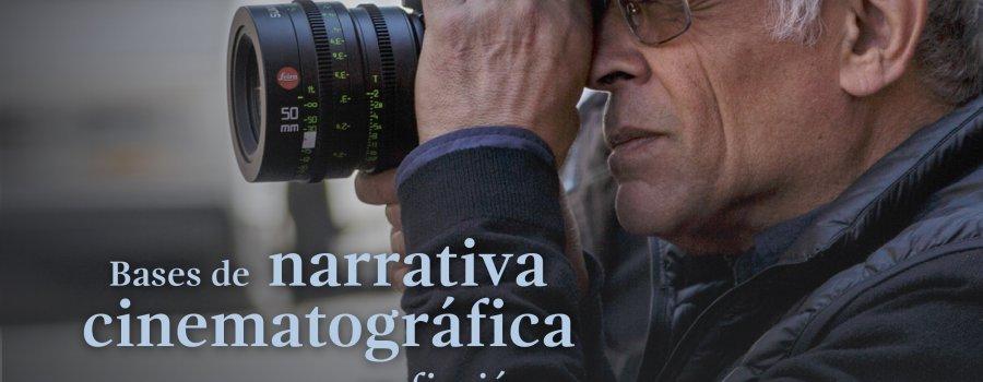 Taller Bases de Narrativa Cinematográfica en Ficción o Documental