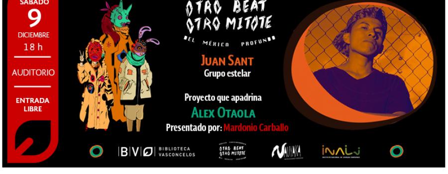 Juan Sant rap totonaco