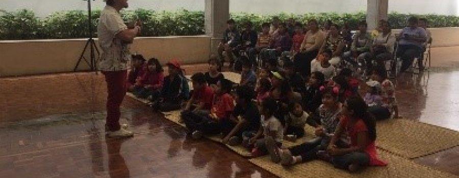 Ronda de cuentos mexicanos de tradición popular
