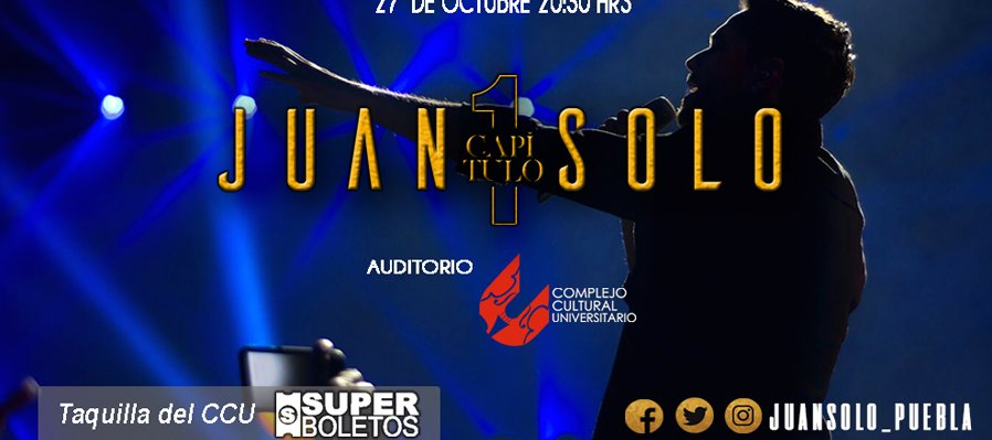 Concierto de Juan Solo