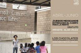 Juegos mexicanos, entrenando el cuerpo para la mente