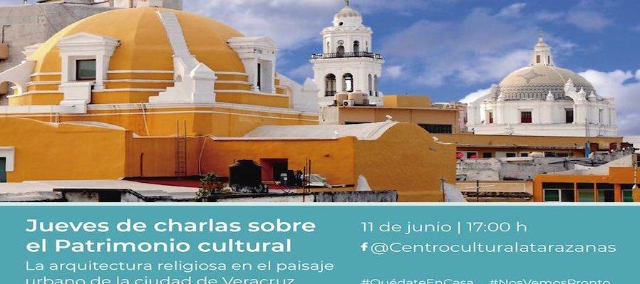 Jueves de charlas sobre Patrimonio Cultural