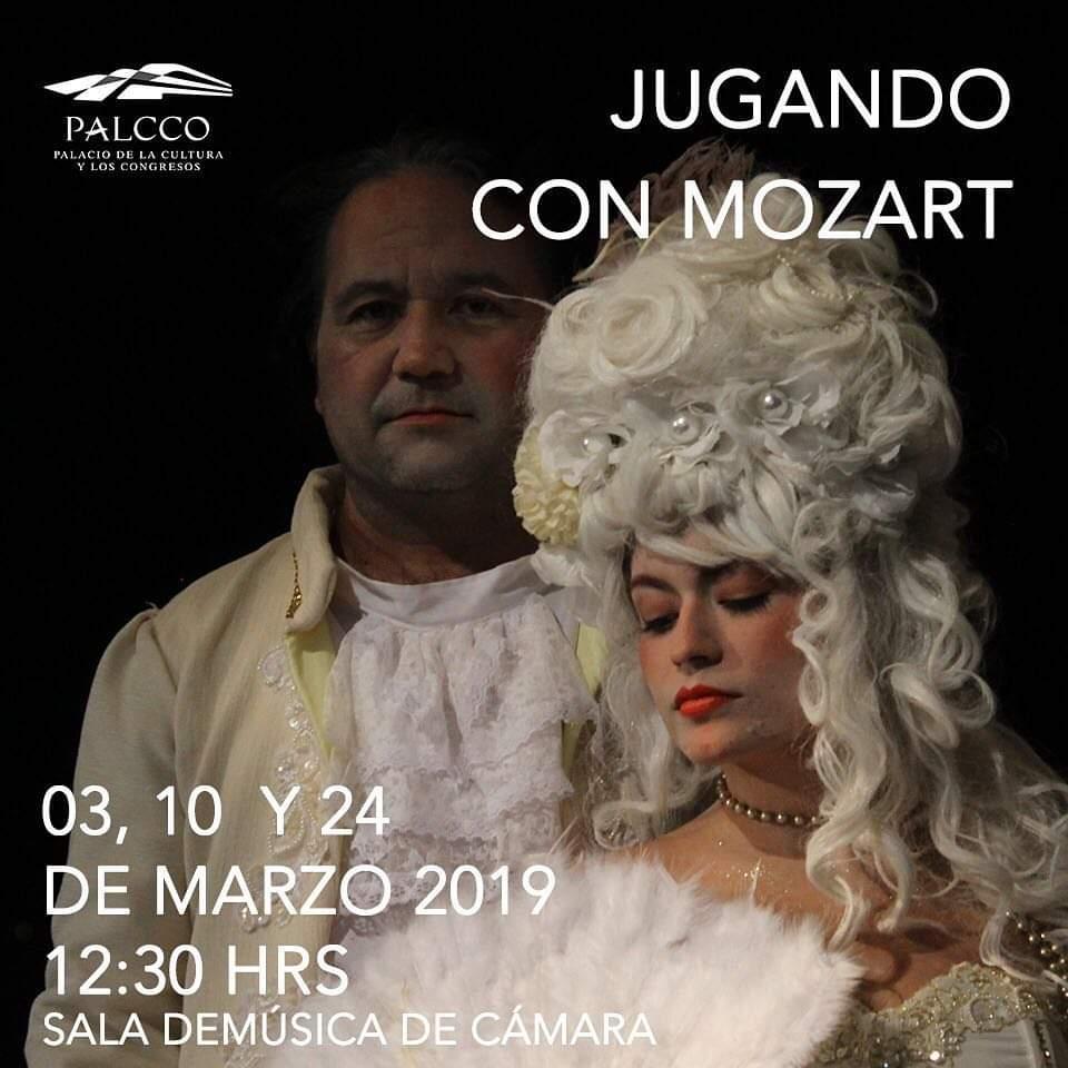Jugando con Mozart