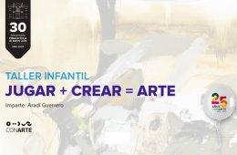 Taller Infantil: Jugar + Crear = Arte. Escultura