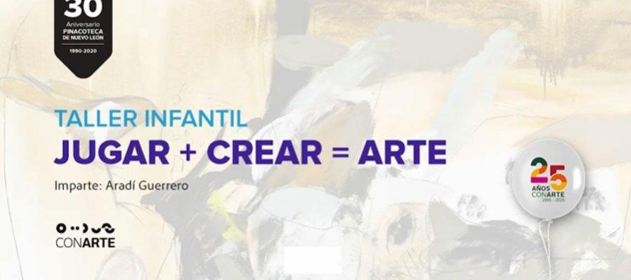 Taller Infantil: Jugar + Crear = Arte. Texturas