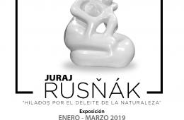 Juraj Rusňák. Hilados por el deleite de la naturaleza