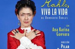 Kahlo, viva la vida
