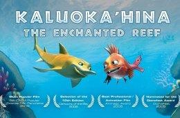 """Kaluoka"""" hina, el arrecife encantado"""
