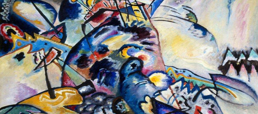 Pedagogía del arte y Kandinsky