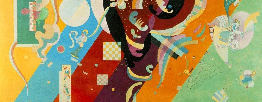 Kandinsky y Schönberg: pintura disonante