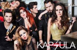 Kapsula en concierto