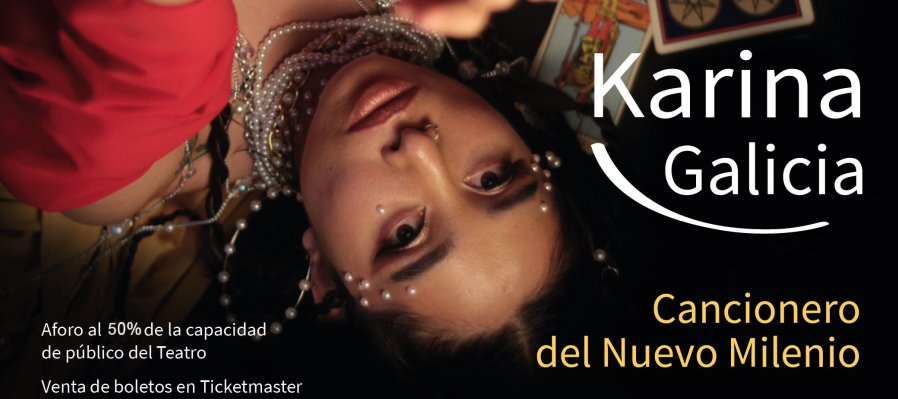 Karina Galicia: Cancionero del Nuevo Milenio