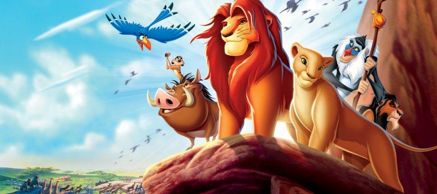 El rey León, el show en vivo