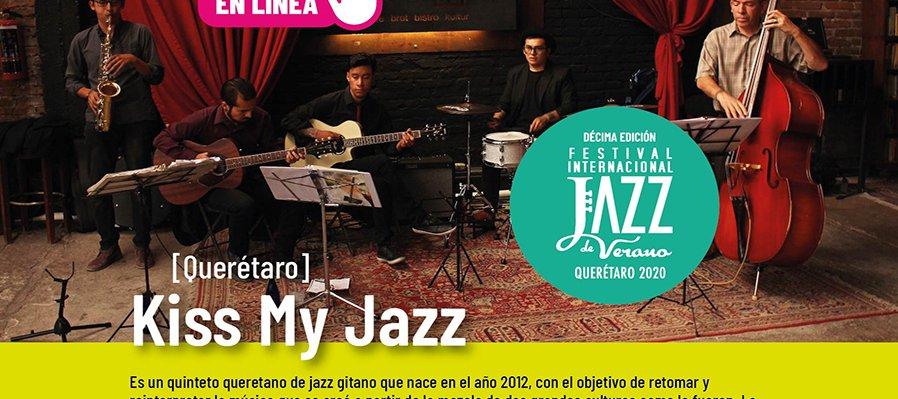 Kiss My Jazz
