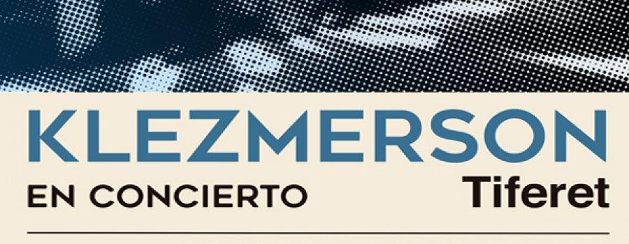Klezmerson en concierto