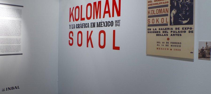 Koloman Sokol y la gráfica en México