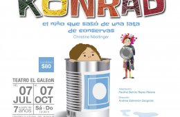 Konrad, The Kid that Came Out of a Can