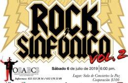Concierto Rock Sinfónico Vol. 2