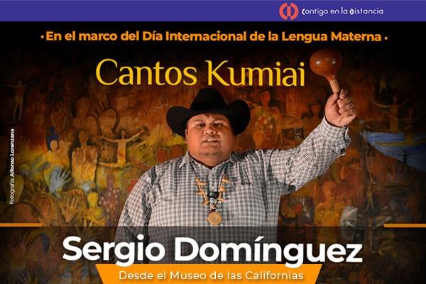 Cantos kumiai desde el Museo de las Californias. En la voz de Sergio Domínguez