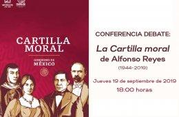 La Cartilla moral de Alfonso Reyes (1944-2019)
