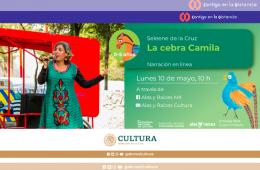 La cebra Camila (Narración oral)