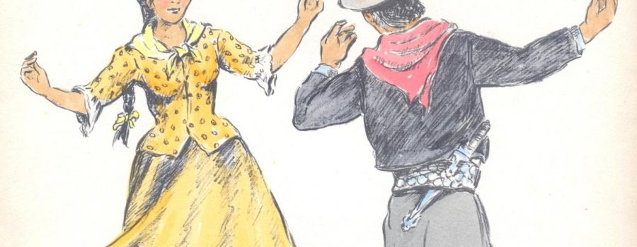 Tips de danza folklorica