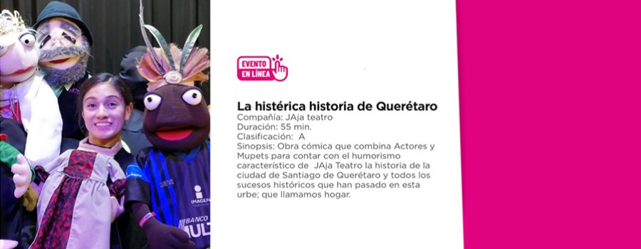 La histérica historia de Querétaro