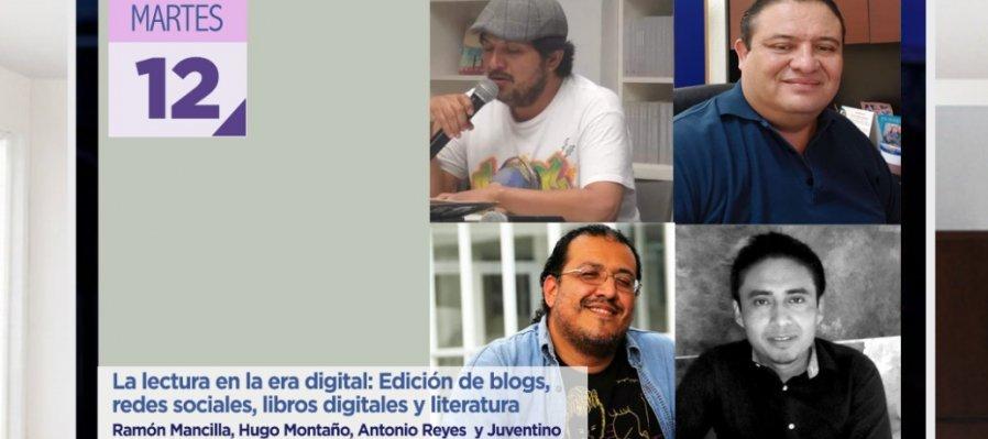 La lectura en la era digital: Edición de blogs, redes sociales, libros digitales y literatura