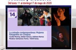 La mirada contemporánea: Mujeres fotógrafas en Chiapas