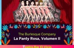 La Panty Rosa, Volumen II