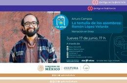 La tertulia de los asombros: Ramón López Velarde (Narra...